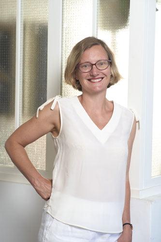 Léa Coulet, directrice commercial de Zanza Création.
